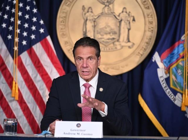 """纽约州州长指责特朗普""""煽动分裂"""",但给出的证据是荒谬的"""