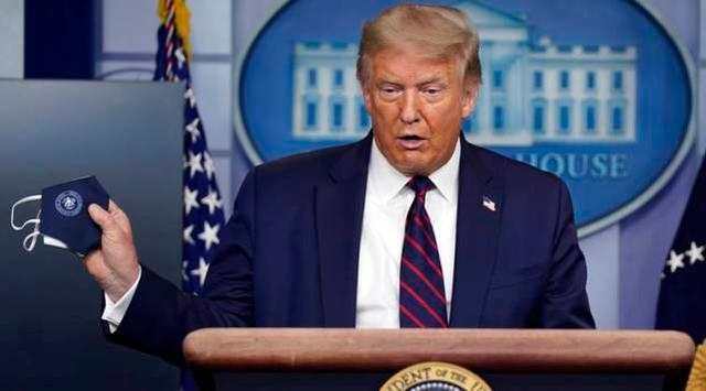 美国媒体爆出特朗普涉嫌以权谋私的新闻,他的儿子反驳:他必须与整个媒体抗争  第3张