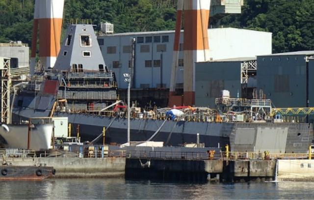 日本海将于下月发射一艘新的护卫舰,主要用于巡逻和监视中国在东海的军舰  第3张
