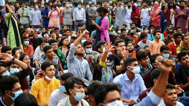 大规模抗议后,孟加拉国将允许强奸犯被判处死刑  第2张