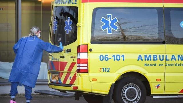 荷兰报告了世界首例新冠肺炎继发感染病例,患者是一名89岁的妇女  第3张