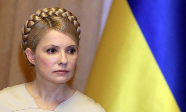 乌克兰前总理季莫申科严重感染新冠肺炎,服用中药后恢复正常  第1张