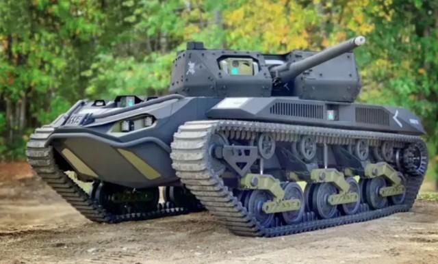 这就是未来的装甲车?德国电步战揭开序幕,时速高达100公里  第3张