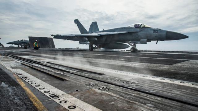 """""""里根""""号航母战斗群重返南海,美军称这是今年第三次  第2张"""