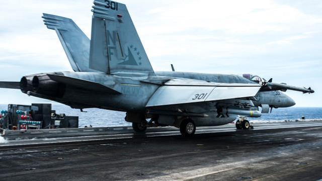 """""""里根""""号航母战斗群重返南海,美军称这是今年第三次  第3张"""