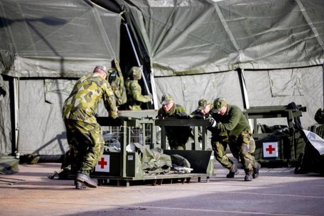 对抗俄罗斯!瑞典宣布将军费增加40%,征兵数量翻倍  第3张