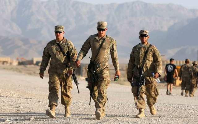 塔利班指责美国违反和平协议轰炸非战斗区,驻阿富汗美军予以否认
