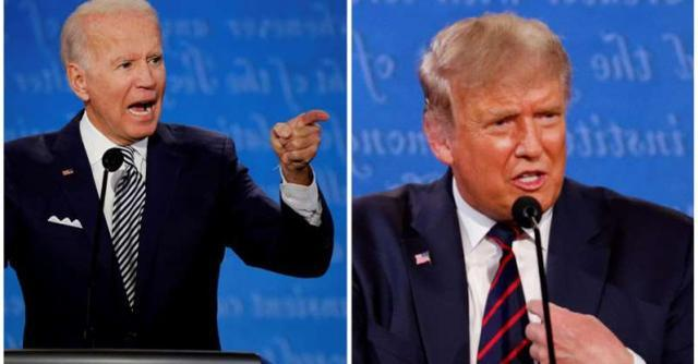 """美国媒体:美国总统大选第三场辩论,对手在回答时会""""沉默""""  第3张"""