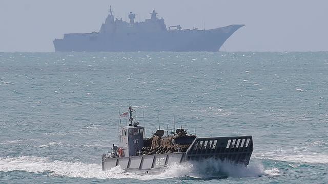 在保护了美国之后,日本宣布自卫队将保护澳大利亚的军事资产  第3张