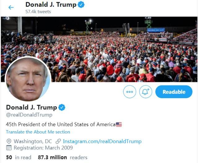 Trump账号密码太简单,黑客猜不到?推特和白宫相继否认  第4张