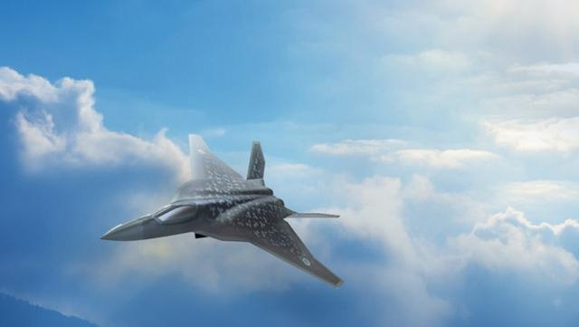 """日本已经确定,下一代隐身战机将继续""""三菱制造"""",首架下线预计要等10年  第1张"""