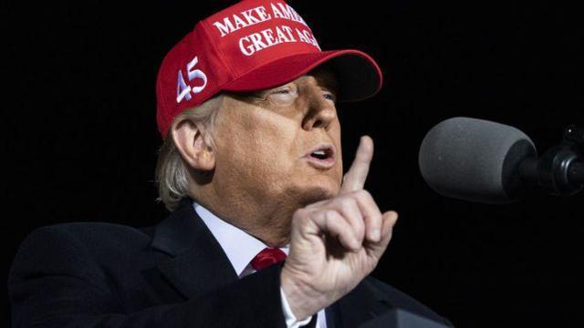 """特朗普的数百万竞选资金被黑客窃取,一场""""摇摆州""""选举迫在眉睫  第2张"""