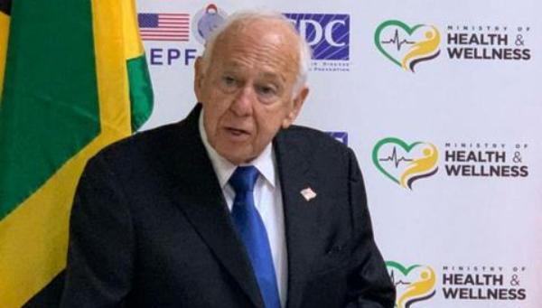 美国驻牙买加大使抹黑华为5G侮辱网友,被炮轰后删除文字