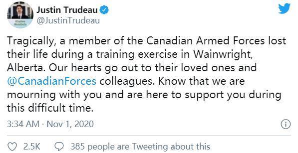 加拿大军方训练实弹杀死自己的军队和警察来干预调查  第3张