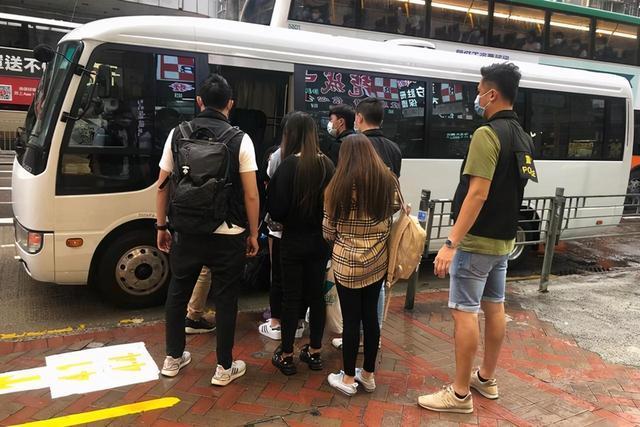 香港媒体:一名感染新冠肺炎病毒的妇女因卖淫被香港警方逮捕。专家表示,有近100名黑客难以追踪  第1张