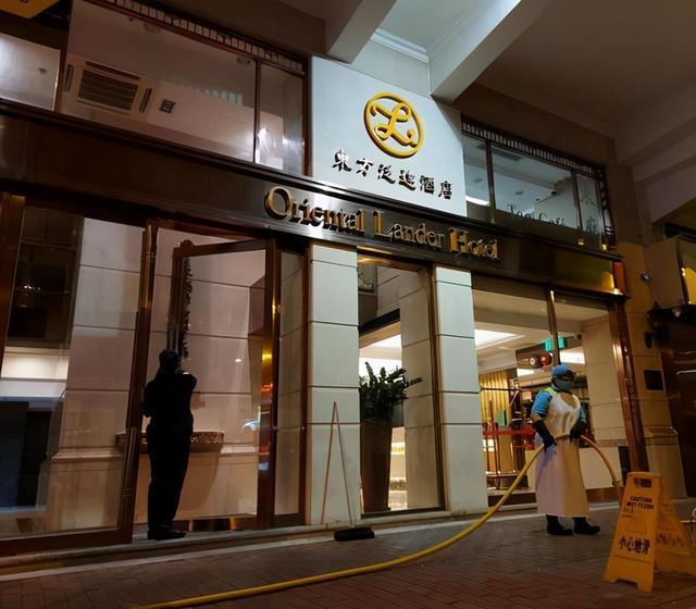 香港媒体:一名感染新冠肺炎病毒的妇女因卖淫被香港警方逮捕。专家表示,有近100名黑客难以追踪  第3张