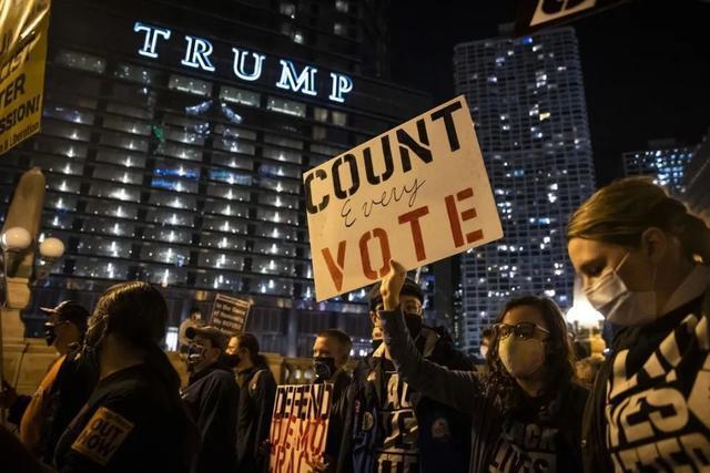 胡锡进:美国大选中国人吃瓜态度观察  第2张