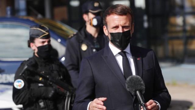经过多次袭击,马克龙呼吁欧洲申根地区加强边境管制  第1张