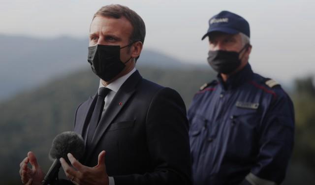 经过多次袭击,马克龙呼吁欧洲申根地区加强边境管制  第2张