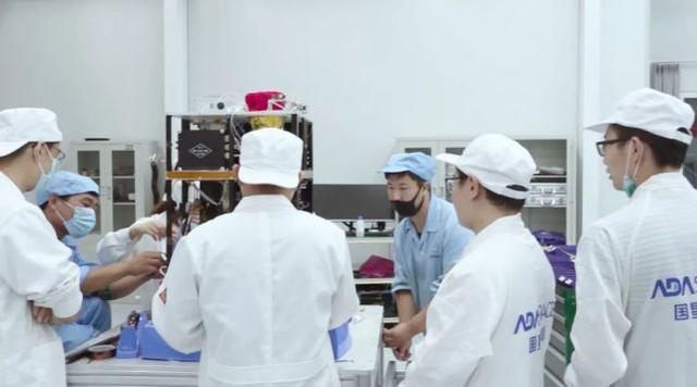 真的,电子科技大学在天堂!世界第一颗6G测试卫星!  第8张