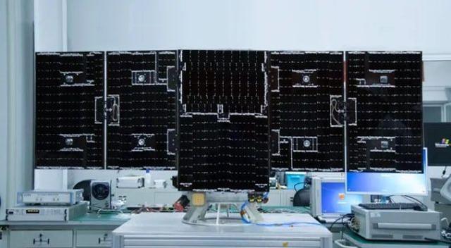 真的,电子科技大学在天堂!世界第一颗6G测试卫星!  第7张