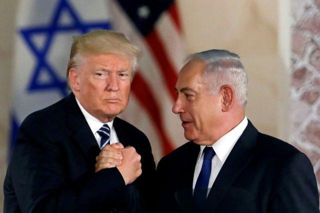 以色列总理特别感谢特朗普  第2张