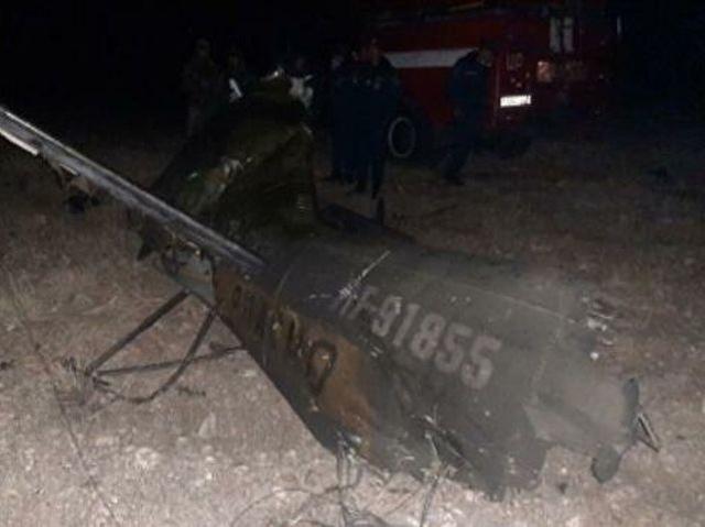阿塞拜疆高级官员意外撞上俄罗斯直升机后,前往大使馆向俄方道歉  第4张