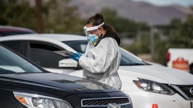 加州成为美国第二个病例超过百万的州,许多地方恢复了最严格的防疫措施。  第3张
