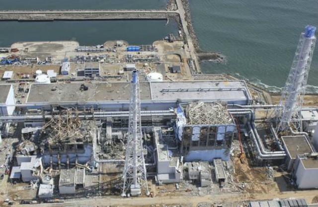 日本第一个被海啸损坏的核反应堆被允许重启,引起了居民的担忧。  第3张