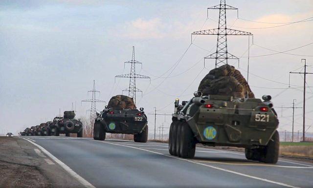 俄罗斯外长:土耳其不能以监督停战的名义出兵中江地区。  第2张