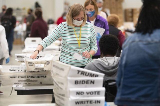 特朗普要求威斯康星州重新计票?美国媒体:790万美元必须先付。  第3张