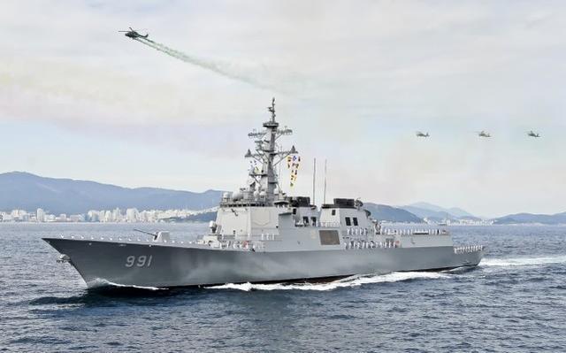 一名前韩国军官因泄露下一代驱逐舰机密信息被判处18个月监禁。  第2张