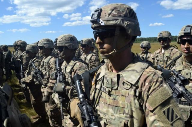 军费开支超过了过去10个国家的总和,但美国智库表示,美军刚刚通过  第1张