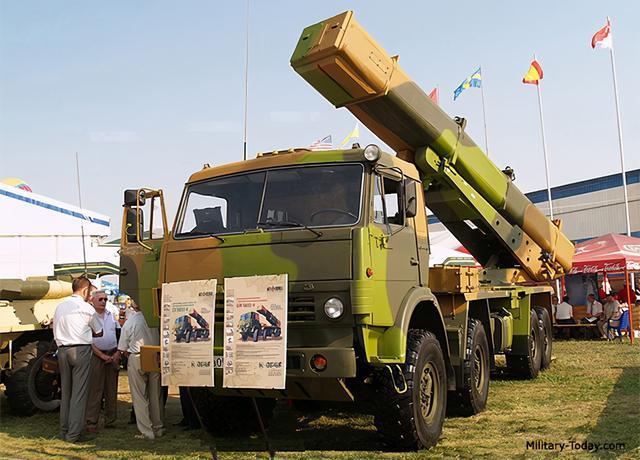 师傅又被徒弟追上了?俄罗斯远程火箭炮技术落后中国至少8年。