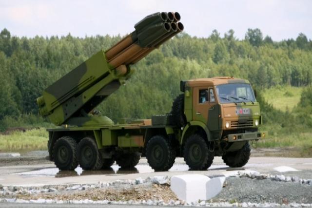 师傅又被徒弟追上了?俄罗斯远程火箭炮技术落后中国至少8年。  第4张