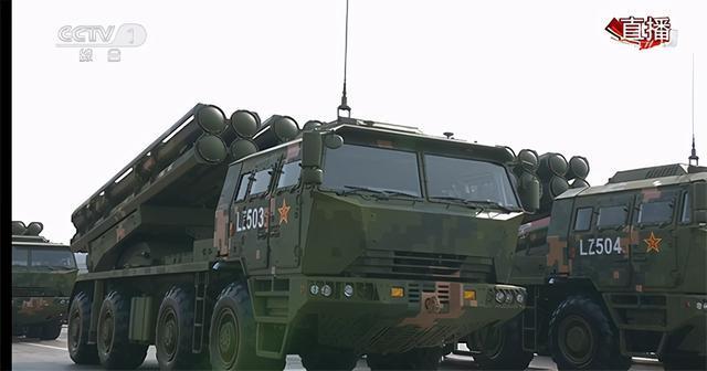师傅又被徒弟追上了?俄罗斯远程火箭炮技术落后中国至少8年。  第3张