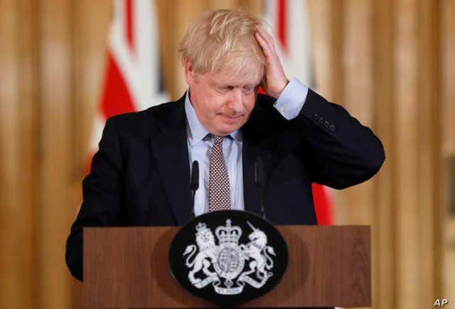 压力约翰逊?拜登再次呼吁爱尔兰边境在英国退出欧盟之后保持开放。  第2张