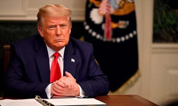 放手!特朗普:如果选举团投票给拜登,我就离开白宫。