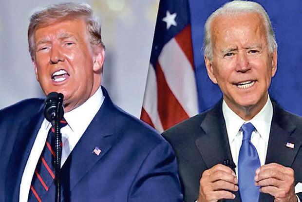 放手!特朗普:如果选举团投票给拜登,我就离开白宫。  第2张