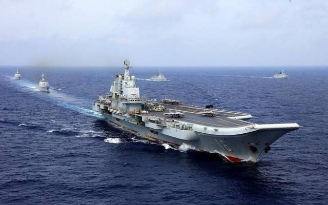 """美国军方记者吹捧台湾""""自建潜艇"""":八艘舰艇就能摧毁解放军舰队!  第3张"""