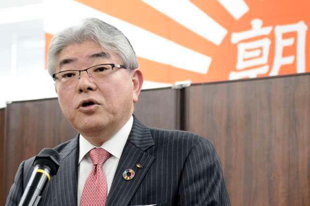 日本《朝日新闻》赤字419亿,社长将辞职。计划300名员工自愿离职。  第2张