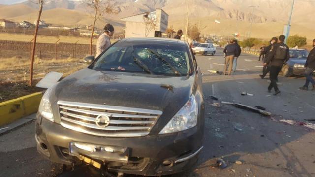 伊朗官员:在美国情报机构的参与下,袭击核科学家的几名嫌疑人已经被捕。  第2张