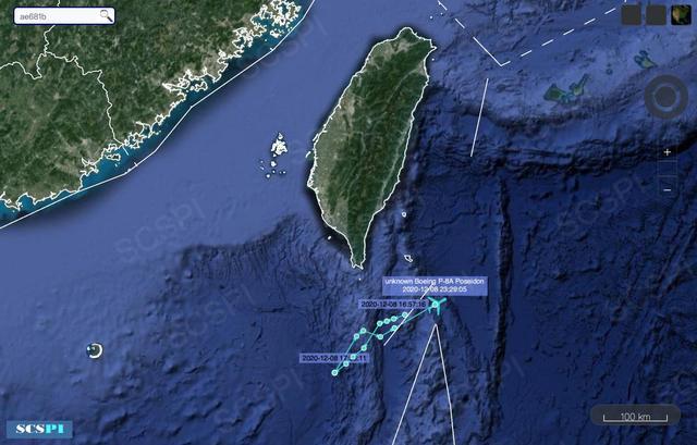 24小时内,美军4架P-8A进入南海,怀疑两栖攻击舰处于警戒状态。  第3张