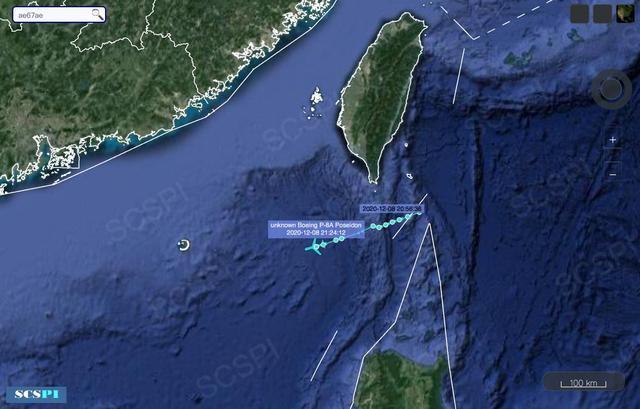 24小时内,美军4架P-8A进入南海,怀疑两栖攻击舰处于警戒状态。  第4张