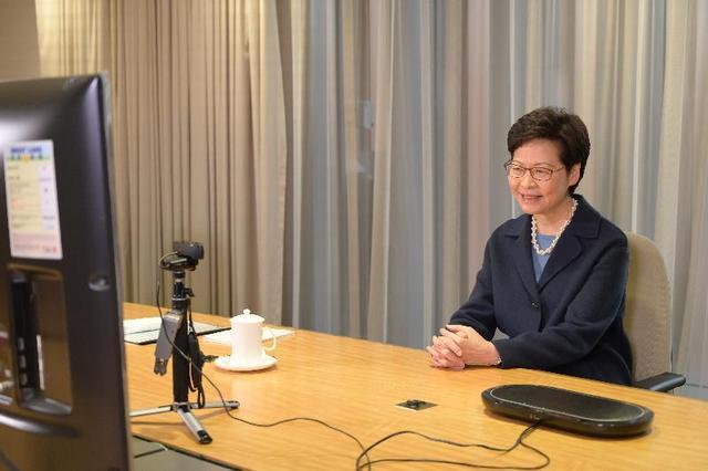"""林正:许多对香港不公平的评论表明,许多人不完全理解""""一国两制""""  第2张"""