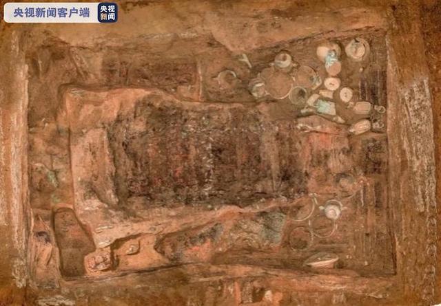 郭重型装备出土!山西发现了周朝王庆高级贵族墓地。  第1张