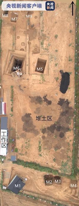 郭重型装备出土!山西发现了周朝王庆高级贵族墓地。  第2张