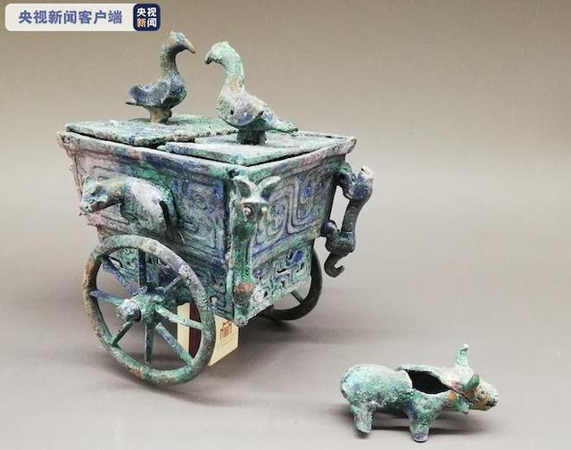 郭重型装备出土!山西发现了周朝王庆高级贵族墓地。  第4张