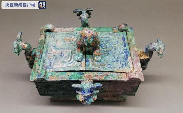 郭重型装备出土!山西发现了周朝王庆高级贵族墓地。  第3张