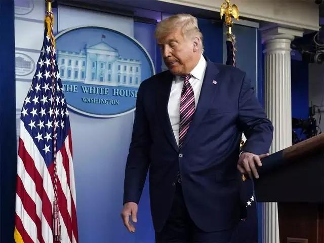 疫情预防:特朗普离职后,拜登入住前,白宫将全面消毒。  第1张